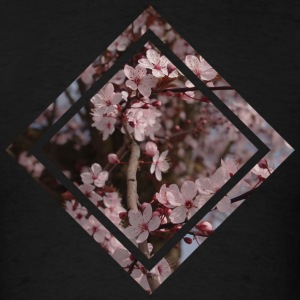 Cherry Blossom Design  Hoodies - Men's T-Shirt