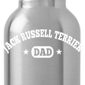 Jack Russell Terrier Dad T-Shirts - Water Bottle