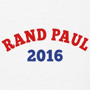 Rand Paul 2016 Caps - Men's T-Shirt