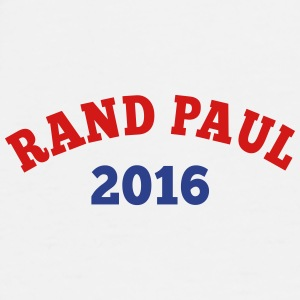 Rand Paul 2016 Caps - Men's Premium T-Shirt