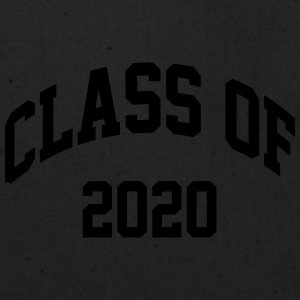 class of 2020 Caps - Eco-Friendly Cotton Tote