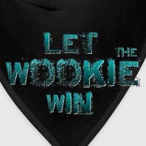 Wookie Win - Black Shirt T-Shirts - Bandana