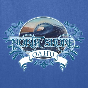 North Shore Oahu - Tote Bag