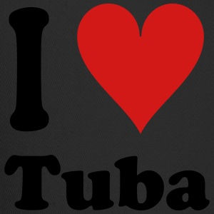 I Love Tuba - Trucker Cap