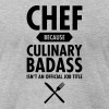 Chef - Culinary Badass T-Shirts - Men's T-Shirt by American Apparel