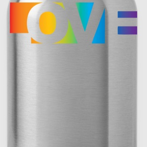LOVE T-Shirts - Water Bottle