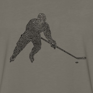 Hockey Baby & Toddler Shirts - Men's Premium Long Sleeve T-Shirt