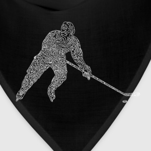 Hockey T-Shirts - Bandana