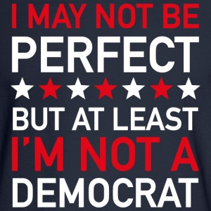 At Least I'm Not A Democrat - Men's Long Sleeve T-Shirt
