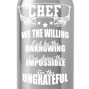Chef2 - Water Bottle