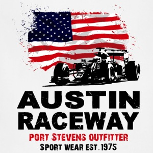 Formula One - Austin Raceway T-Shirts - Adjustable Apron