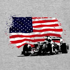 Formula One - Austin Raceway Hoodies - Baseball T-Shirt