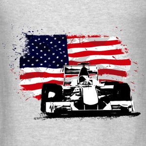 Formula One - Austin Raceway Hoodies - Men's T-Shirt