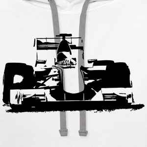 Formula One racer T-Shirts - Contrast Hoodie
