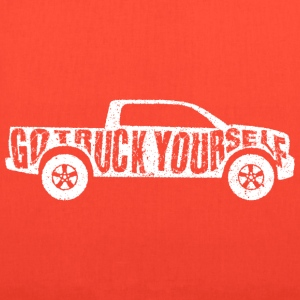 Go Truck Yourself T-Shirts - Tote Bag