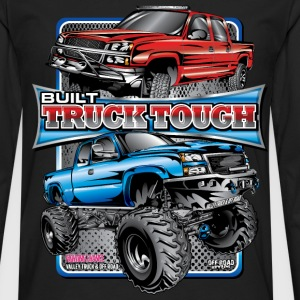 Built Truck Tough Kids' Shirts - Men's Premium Long Sleeve T-Shirt