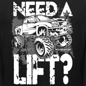 Truck Need a Lift Hoodies - Men's Premium Tank