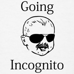 Incognito 1 Baby Bodysuits - Men's T-Shirt