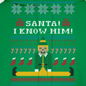 Elf Christmas Sweater T-Shirts - Men's Hoodie