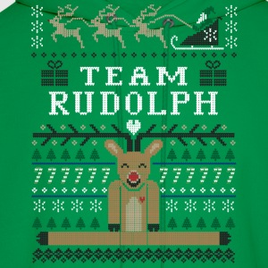 Rudolph Ugly Christmas Women's T-Shirts - Men's Hoodie