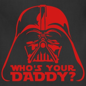 who's your daddy vader T-Shirts - Adjustable Apron