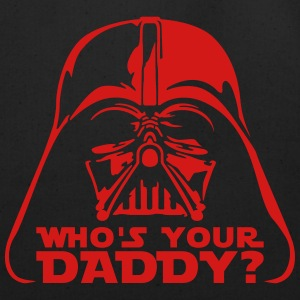 who's your daddy vader T-Shirts - Eco-Friendly Cotton Tote