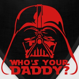 who's your daddy vader Mugs & Drinkware - Bandana