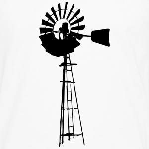 Windmill T-Shirts - Men's Premium Long Sleeve T-Shirt