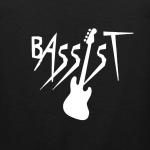 Bassist - Bass Guitar Player Hoodies - Men's Premium Tank