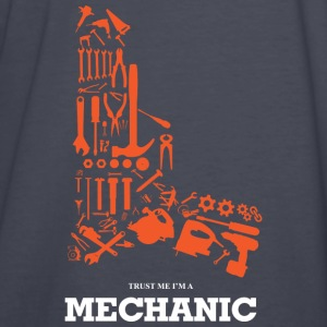Trust Me I'm a Mechanic - Kids' Long Sleeve T-Shirt