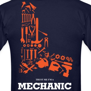 Trust Me I'm a Mechanic - Men's T-Shirt