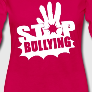 Stop Bullying Limited Shirt Women's T-Shirts - Women's Premium Long Sleeve T-Shirt