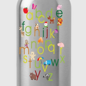 Kids Graphic ABC's Baby & Toddler Shirts - Water Bottle