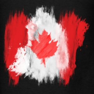 canada flag canadian Hoodies - Men's T-Shirt