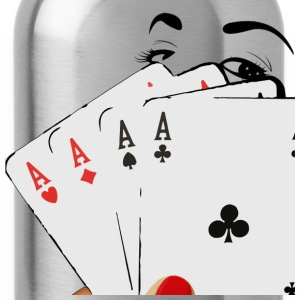 Poker - Water Bottle