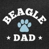 Beagle Dad Caps - Snap-back Baseball Cap