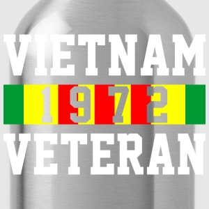 Vietnam 1972 Veteran  - Water Bottle