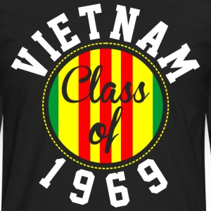 Vietnam Class Of 1969  - Men's Premium Long Sleeve T-Shirt