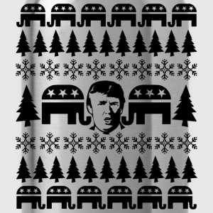 GOP Donald Christmas Sweater T-Shirts - Water Bottle