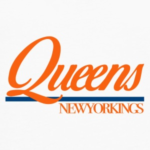 Queens NewYorKings Baby Bodysuits - Men's Premium Long Sleeve T-Shirt
