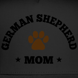 German Shepherd Mom Women's T-Shirts - Trucker Cap