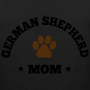 German Shepherd Mom Women's T-Shirts - Men's Premium Tank