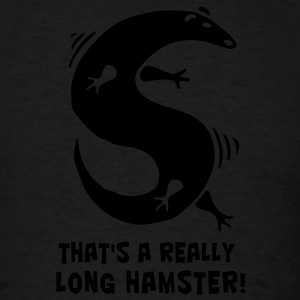 Really Long Hamster Sportswear - Men's T-Shirt