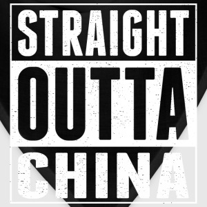 Straight Outta China - Bandana