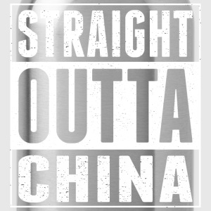 Straight Outta China - Water Bottle