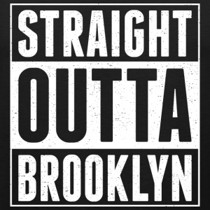 Straight Outta Brooklyn - Men's Premium Tank