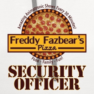 Fazbear's Pizza Security - Kids - Contrast Hoodie