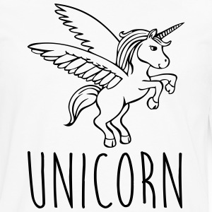 Unicorn Women's T-Shirts - Men's Premium Long Sleeve T-Shirt