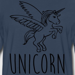 Unicorn T-Shirts - Men's Premium Long Sleeve T-Shirt