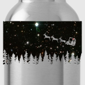 Ugly Golf Christmas Sweater Hoodies - Water Bottle
